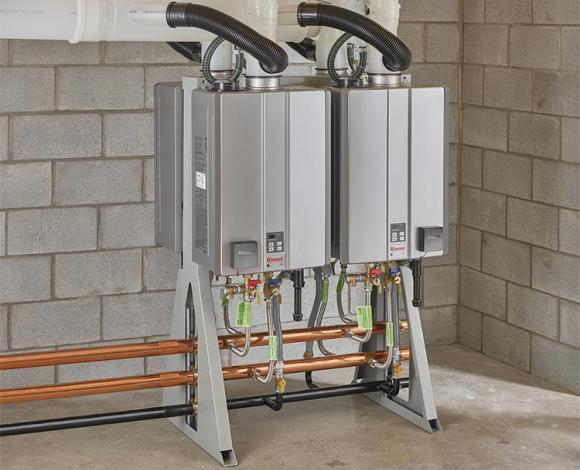 intro to commercial tankless technology